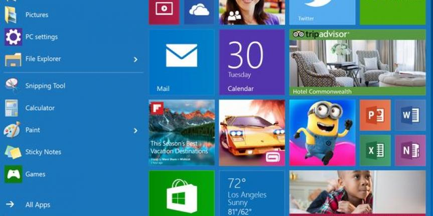 Windows 10 Set To Thrill