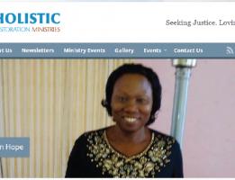 Holistic Restoration Ministries